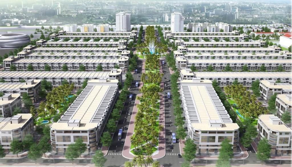Sở hữu diện tích 48.92ha được quy hoạch thấp tầng với các sản phẩm cao cấp như biệt thự, shophouse, liền kề, Golden City là lựa chọn xứng tầm cho người dân An Giang