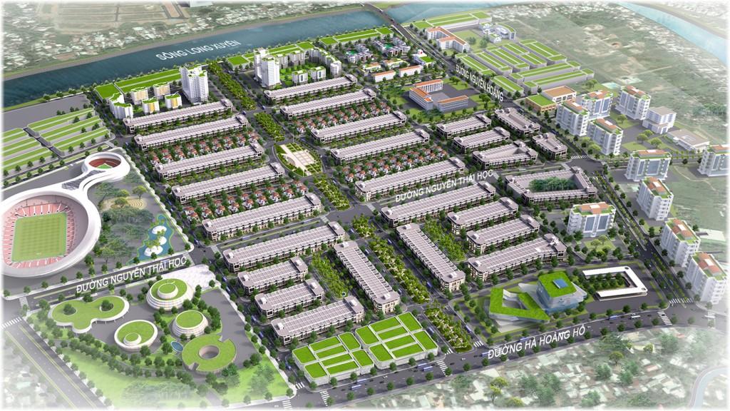 Long Xuyên hút các dự án bất động sản cao cấp