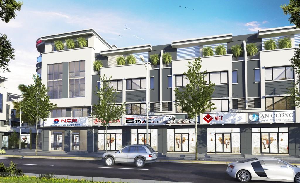 Quy hoạch thấp tầng, với sản phẩm đa dạng gồm: Biệt thự, Shophouse, liền kề, Golden City xứng đáng là khu đô thị cao cấp bậc nhất An Giang