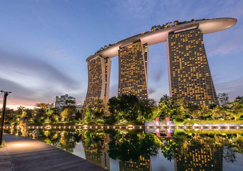 Đất nước Singapore – một trong những biểu tượng đô thị xanh điển hình của châu Á nói riêng cũng như trên thế giới