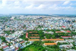 Thành phố Long Xuyên đặt mục tiêu trở thành đô thị loại I vào năm 2020