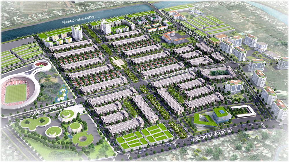 Golden City An Giang – đô thị hình mẫu chuẩn quốc tế